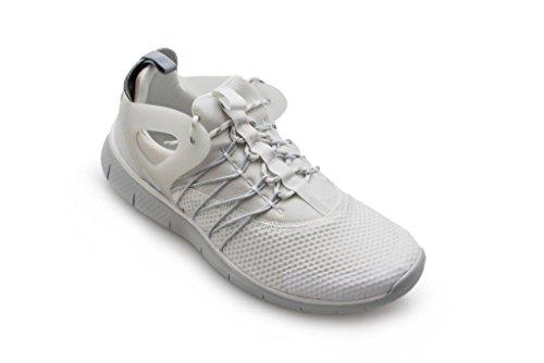 Nike Womens Free Viritose Scarpe Da Corsa Bianco / Grigio Lupo / Platino Puro