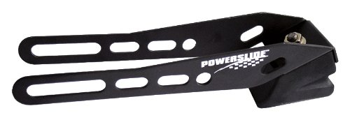 Powerslide Road Hog Mens Speed Breaks - 110mm, Black