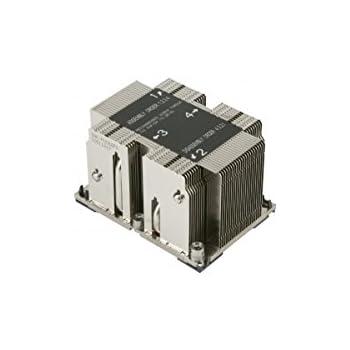 Supermicro Fan SNK-P0068PS 2U Passive CPU Heat Sink for X11 Purley Platform