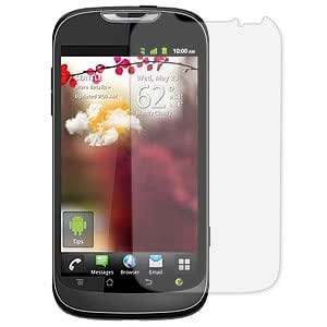 T-Mobile Mytouch Anti-Glare Screen Protector (Huawei Mytouch U8680)