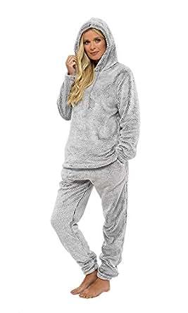 Imagen no disponible. Imagen no disponible del. Color: Pijama Mujer Invierno ...