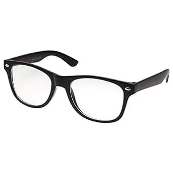 Amazon.com: Kids Nerd Glasses Clear Lens Geek Costume