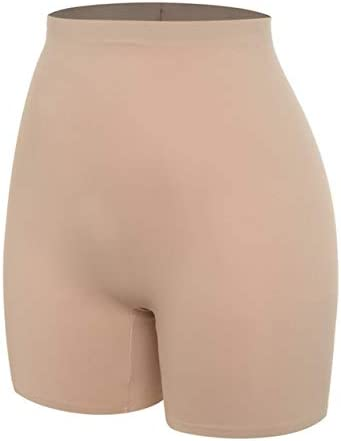 HEZHYDNY Pantalones de Seguridad Anti Chafing Femme Pantalones ...