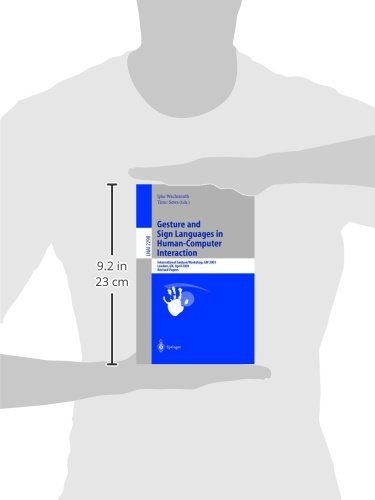 Gesture and Sign Languages in Human-Computer Interaction