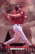 Lance Berkman Baseball (Lance Berkman Poster 22 1/4