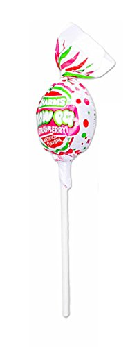 Charm Blow Pops, Strawberry Pops, Pack of 30