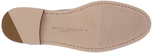 Kelsi Dagger Brooklyn Femmes Gwen Slip-on Mocassins Or Rose