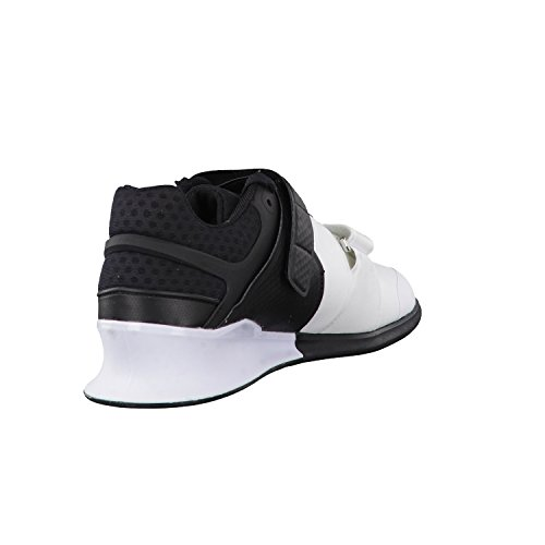 Reebok Bd4730, Zapatillas de Deporte para Mujer Blanco (Blanco (White /     Black /     Pewter)