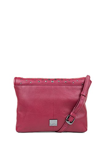 Convertible Reed Handbags Raspberry Studded With Kooba Studded Gunmetal Mini Crossbody RIq54