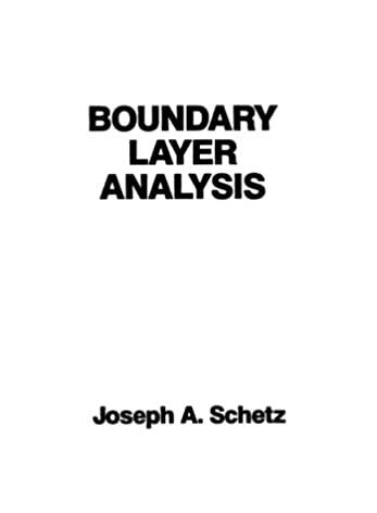 amazon com boundary layer analysis 9780130868855 joseph c rh amazon com Textbook Solution Manuals Solution Manual Dummit