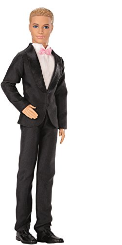 Barbie DVP39 Fairytale Groom Doll product image