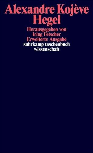 Hegel. Eine Vergegenwärtigung seines Denkens: Kommentar zur »Phänomenologie des Geistes« (suhrkamp taschenbuch wissenschaft)