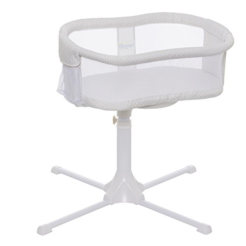HALO Bassinest Swivel Sleeper Bassinet - Essentia Series, Honeycomb by Halo
