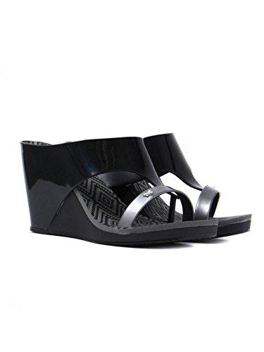 Glamour Zaxy Women39;s 2 Wedges Noir YFUa5xF