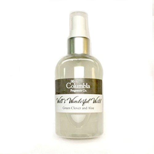 - WALT'S WONDERFUL WORLD - Green Clover and Aloe fragrance spray, 4 oz