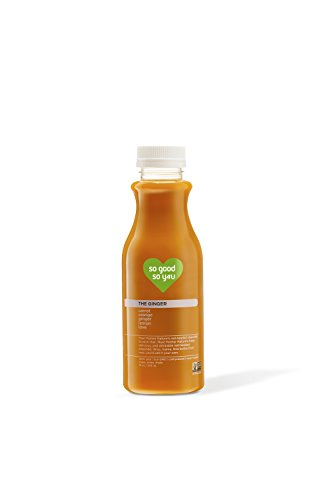 COLD PRESSED JUICE: THE GINGER (6 COUNT) by So Good So You