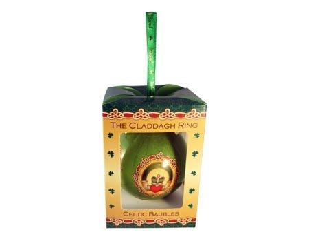 Irish Claddagh Ornament - 8