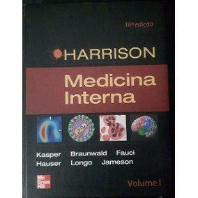 Medicina Interna Harrison Volume 2 - 16ª Edição