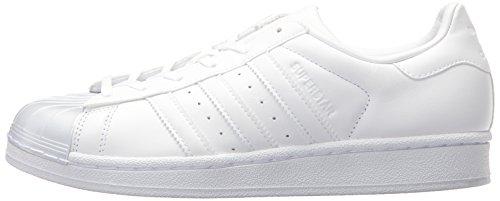 Adidas Chaussures Glossy Weiß Superstar Femme Basketball De rBr4Sn
