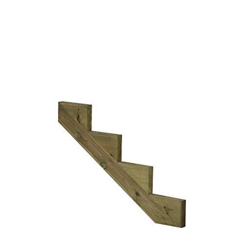 Plus 546233 Treppenwange 4-Stufen,