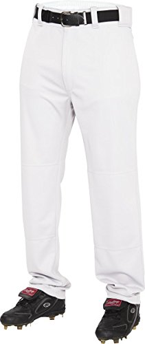 Rawlings  Youth Semi-Relaxed Pants, XXL, White