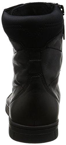 DIESEL - Boots - Homme - Boots à lacet en Cuir S-Boulevard Noires pour homme