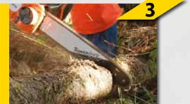 Oregon PowerSharp Starterset f/ür Motors/äge HUSQVARNA 335XPT 40 cm Schwert Schnittl/änge 3//8 1,3 mm