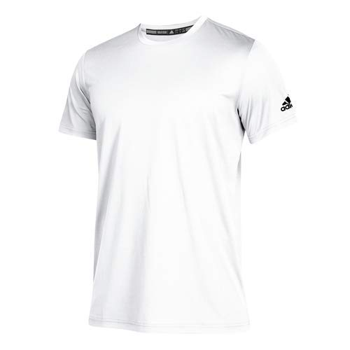 adidas Clima Tech Tee White (XX Large) (Small)