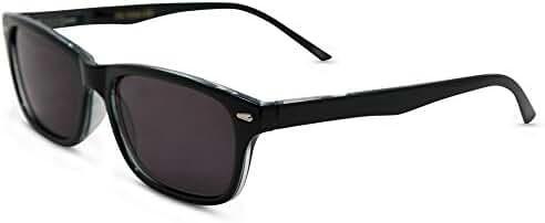 In Style Eyes Seymore Wayfarer Reading Sunglasses, NOT Bifocals