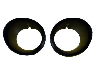 03-08 04 05 DODGE RAM 3500 PICKUP FOG LIGHT BEZEL ()