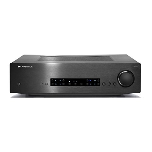 Cambridge Audio CXA60 Integrated Amplifier (Black) by Cambridge Audio