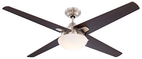 Globo Deckenventilator mit Beleuchtung Fernbedienung Ventilator 0304