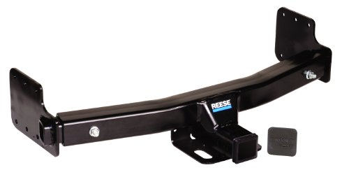 Reese Towpower 37096 Class III Multi-Fit Receiver Hitch with 2