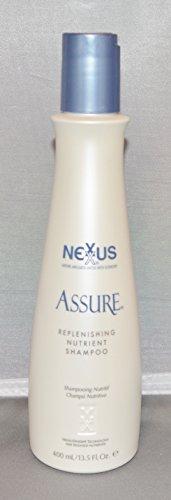 Nexxus Assure Replenishing Nutrient Shampoo 13.5 oz - Antioxidant Shampoo Nexxus