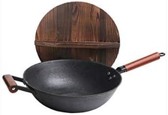 Woks and stir fry pans, Stone Pot, Non-stick Pot, Non-oily Induction Cooker, Gas Stove, Wok, Wok, Kitchen Pot