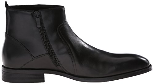 Kenneth Cole REACTION Mens Crisis Averted Boot Black HC9aO6vunm