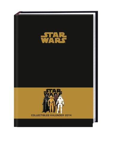 Star Wars Collectibles Kalenderbuch 2014 A5