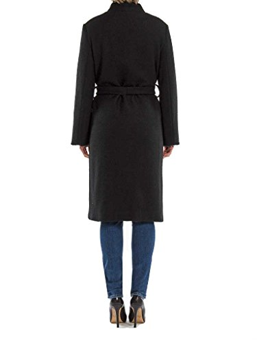 Pour Manche Jeans Femme 456 899 Longue Taille Noir Manteau Normale Carrera wtaHU