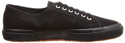 Classic Mujer Zapatillas black Cotu Superga Negro 2750 Para black X7qnaEw