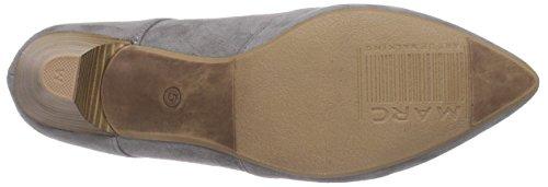 1 Couvert Pieds 21 Du Grau Chaussures Femme Gris 150 407 24 grey Avant Marc marita 150 Shoes Talons À HqAR5