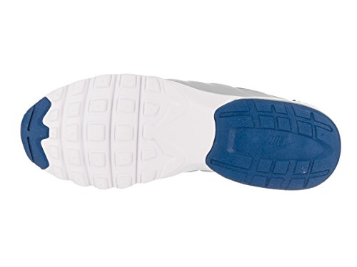 NIKE Herren Air Max Invigor Print Laufschuhe Blue Jay / Schwarz / Wolf Grau / Blau Fury