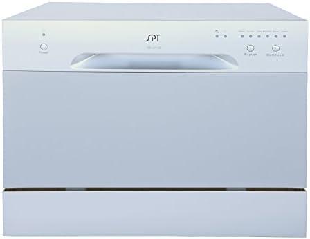 SPT SD-2213S Compact Countertop Dishwash