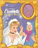 img - for Walt Disney's Cinderella: The Three Wishes (A Golden Book and Necklace) by Hughes Francine Creative Capers (Firm) (1993-09-01) Hardcover book / textbook / text book