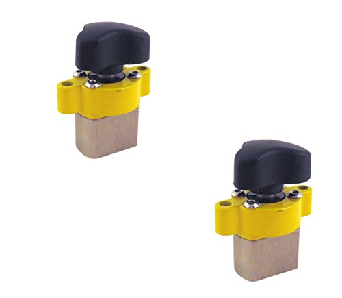 switch Magjig 60 Magnetic Clamps with 60 Pounds of Force with On Off Switch for Jigs and Fixtures ()