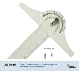 MORGANTINA RIGA A T IN PERSPEX 60cm.