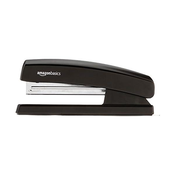 AmazonBasics Stapler with 1000 Staples - Black 3