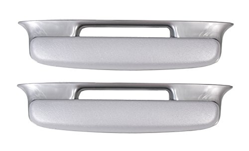 Mutton Hollow Chevys 57 Chevy Bel Air Armrest Silver Pair