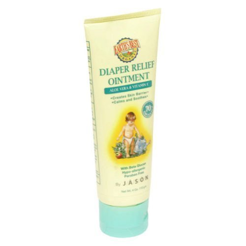 Earths Best Diaper Ointment 4 Ointment