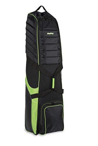 Bag Boy T-750 Wheeled Travel Cover Black/Lime