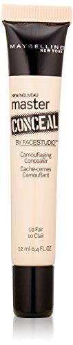 Maybelline New York Face Studio Master Conceal Makeup, Fair, 0.4 Fluid Ounce